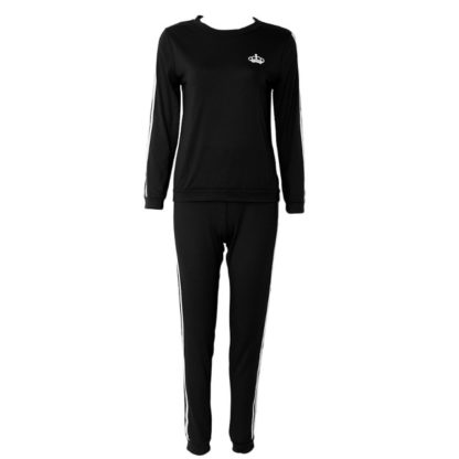 ladies 2 piece tracksuit